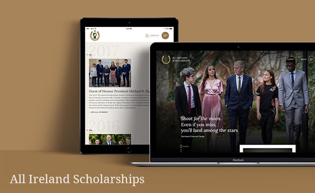All Ireland Scholarships