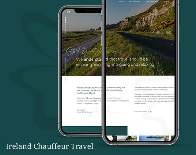 Ireland Chauffeur Travel